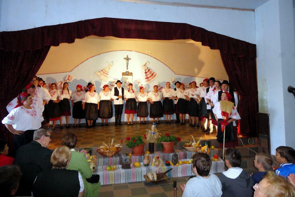 Nastup povodom blagdana Svete terezije u Ždali