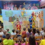 Predstava u dječjem vrtiću Žvončić