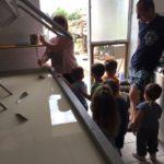 "Jaslička skupina je posjetila obiteljsko poljoprivredno gospodarstvo ""Salaj"""