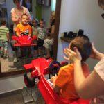 Posjet frizerskom salonu
