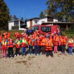 Mališani iz prekodravskih škola i vrtića proveli su prekrasan ekološko-edukativni dan na rijeci Dravi.