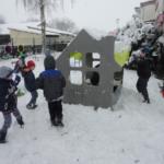 Snježno kraljestvo u Zvončiću