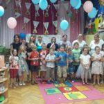 Završna svećanost generacije predškolaca 2017/2018
