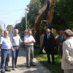 Izgradnja preostale fekalne kanalizacije naselja Gola