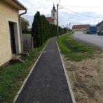 Završeni radovi na izgradnji pješačke staze u naselju Ždala